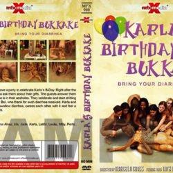 Karla's Birthday Bukkake